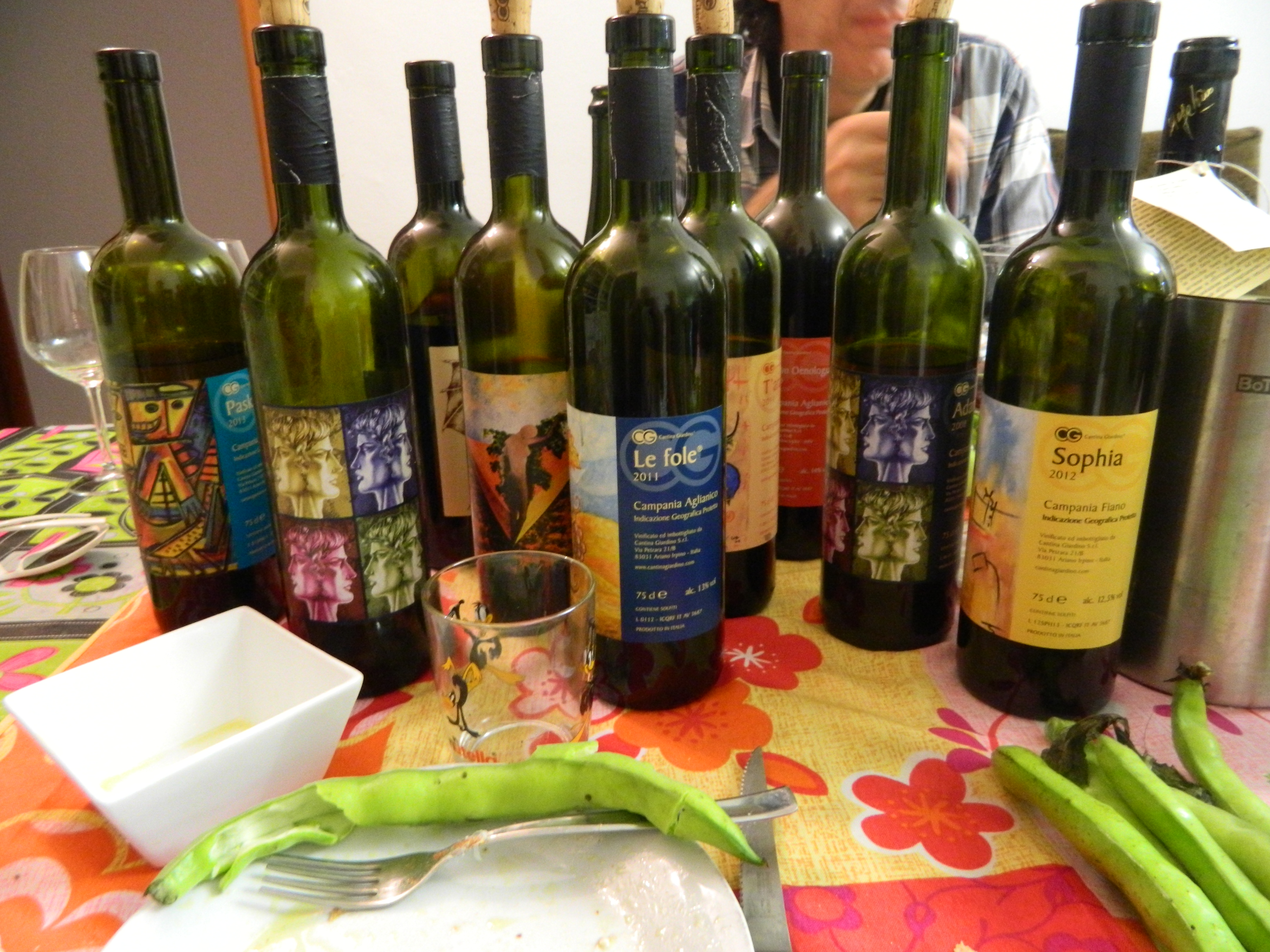 Scuola di Vino | Natural Italian Wine Importing Company in San ...