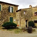 in Gratena, Arezzo, land of Chianti